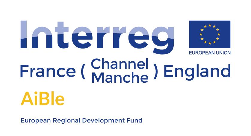 Aible Interreg logo