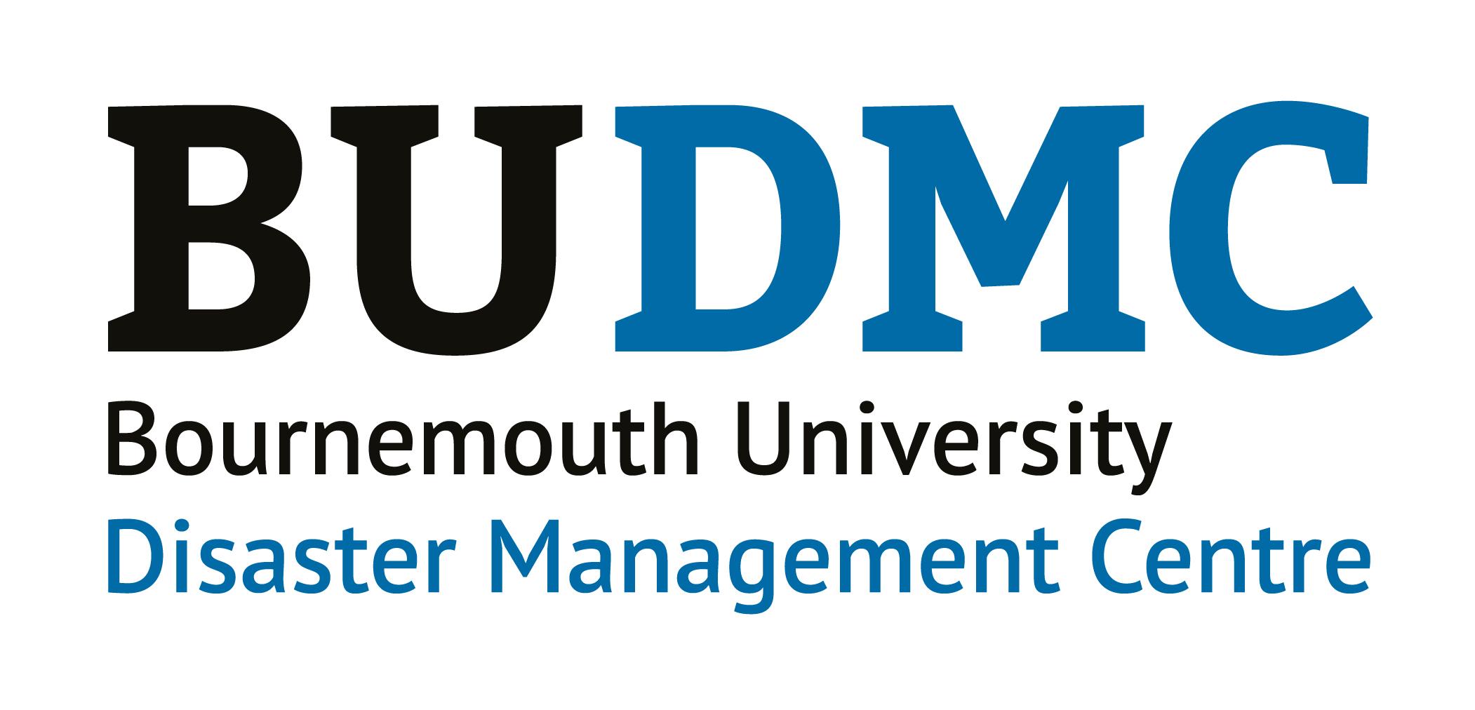 BU Disaster Management Centre logo