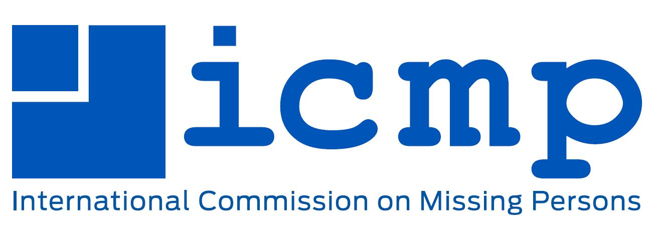 International Commission on Missing Persons logo