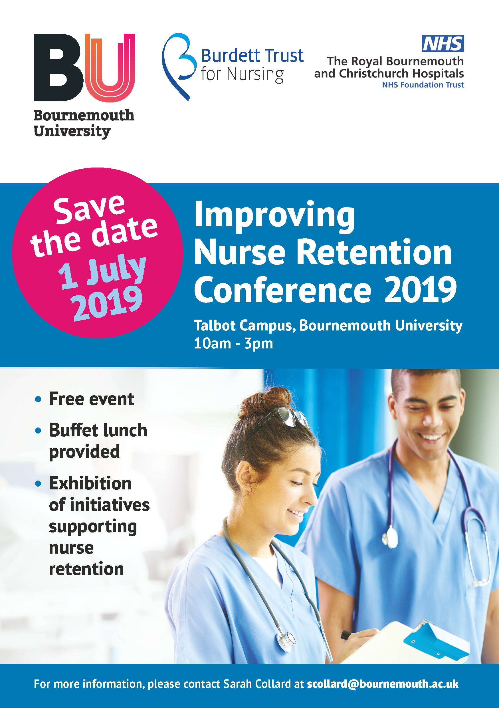 The Improving Nurse Retention Conference 2019 | Bournemouth