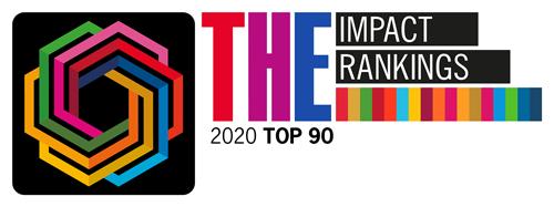 The THE Impact Rankings logo
