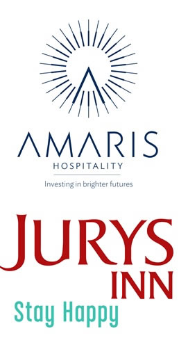 Image of the Amaris hospitality logo