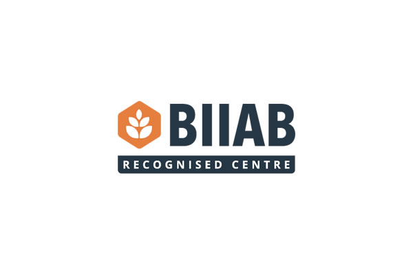 BIIAB Recognised centre logo