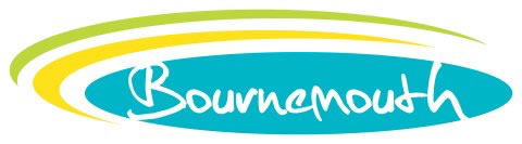 Image of the Bournemouth tourism logo