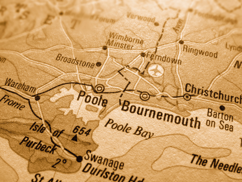 Directions and maps | Bournemouth University on