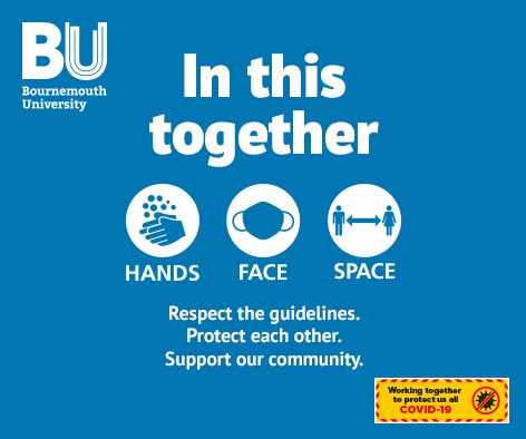 In this together: respect the guidelines, protect each other, support our community