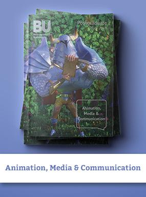 Postgraduate Media and Communications prospectus