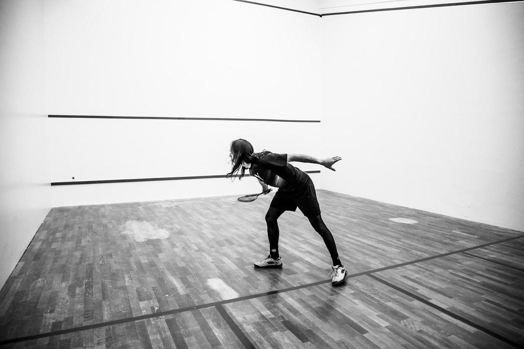 sportbu squash player indoors performance sport and campus sport