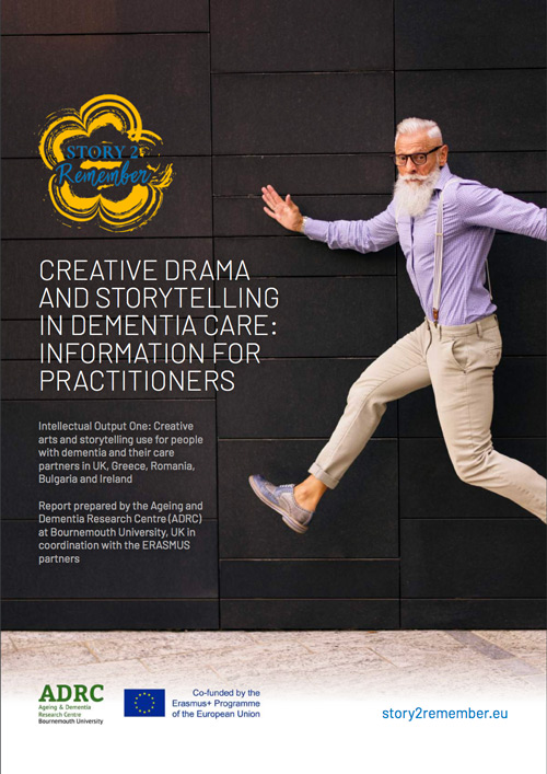Creative drama and storytelling in dementia care: information for practitioners
