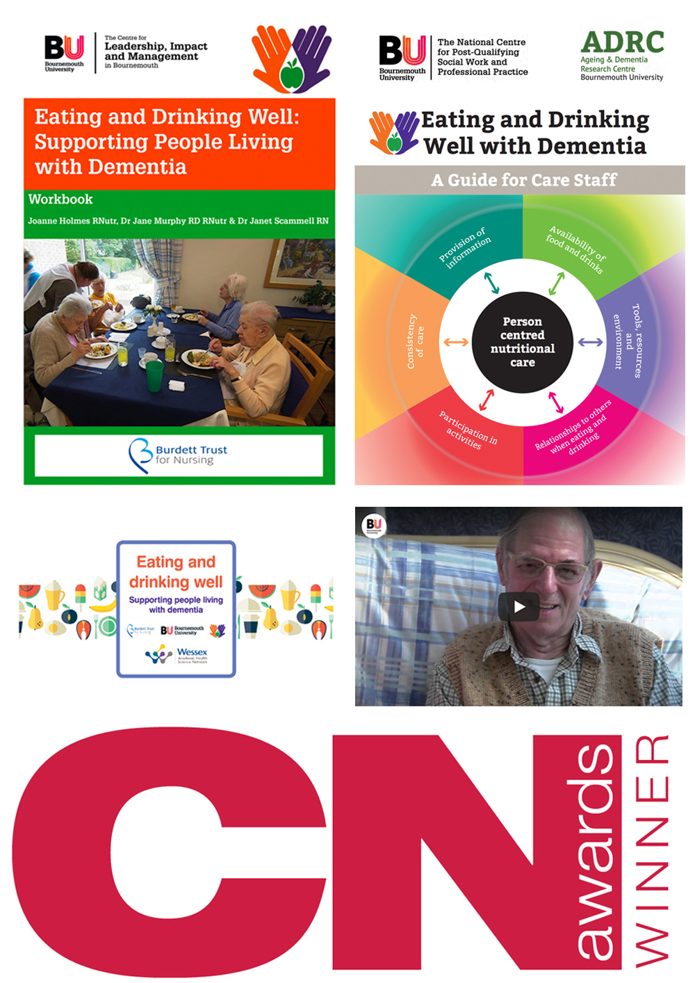 The Eating and Drinking Well with Dementia Toolkit