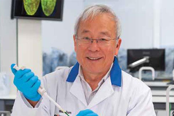 Dr Wei-Jun Liang