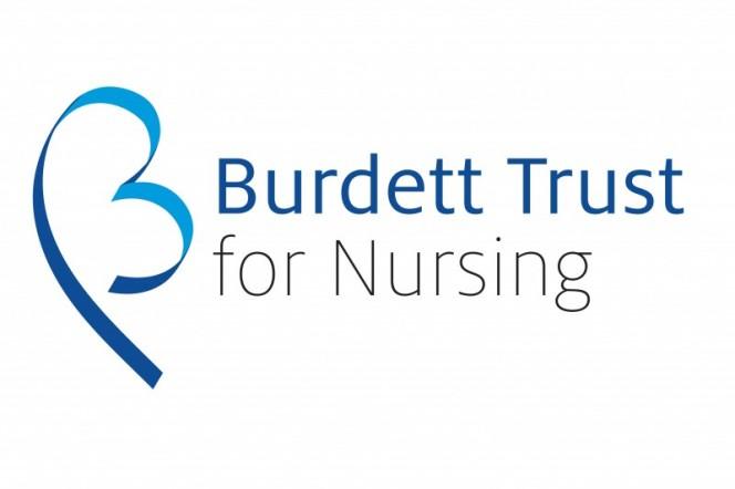 Burdett Trust for Nursing logo