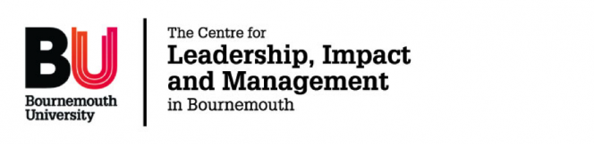 Centre for Leadership, Impact and Management logo