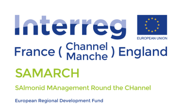 Interreg SAMARCH logo