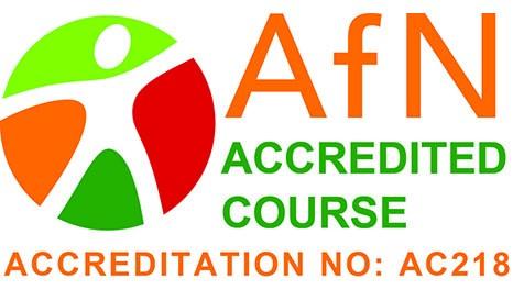 Association for Nutrition Accreditation logo