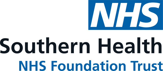Southern Health NHS Foundation Trust logo