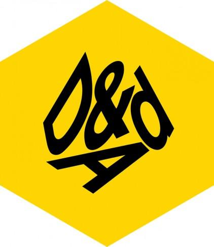 D&DA logo ident