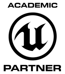 Epic games academic partner logo