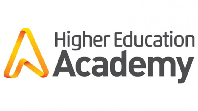Higher Education Academy logo