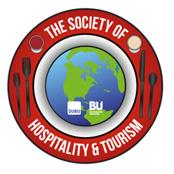 The Society of Hospitality and Tourism logo
