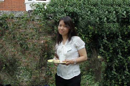 Image of Mihyang Lee South Korean student