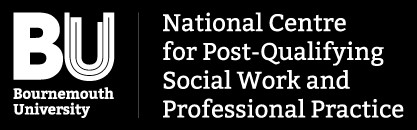 The National Centre for Post Qualifying Social Work (NCPQSW) logo