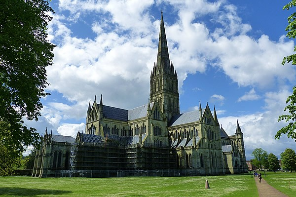 Image of Salisbury Cathedral