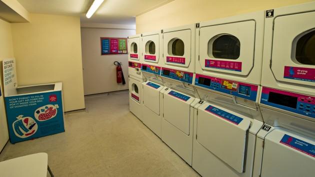 Corfe House Laundry Room