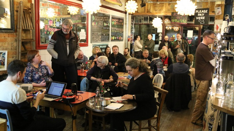 Cafe scientifique March 2019
