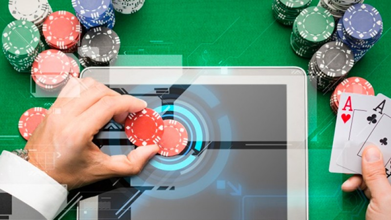 Digital gambling