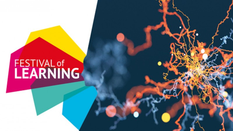 Festival of Learning 2018 logo