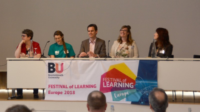 Global Festival of Learning in Europe