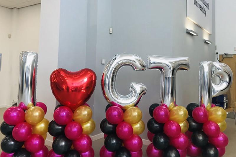 I love GTP balloons