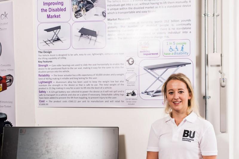 Design Engineering alumni launches career in ATC services