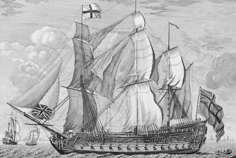 HMS Invincible 6