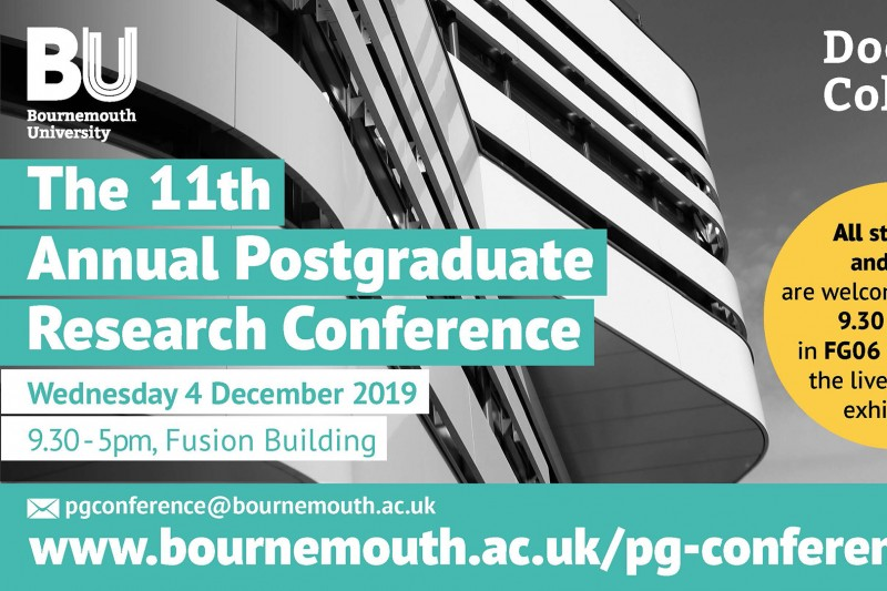 Postgraduate Research Conference 2019