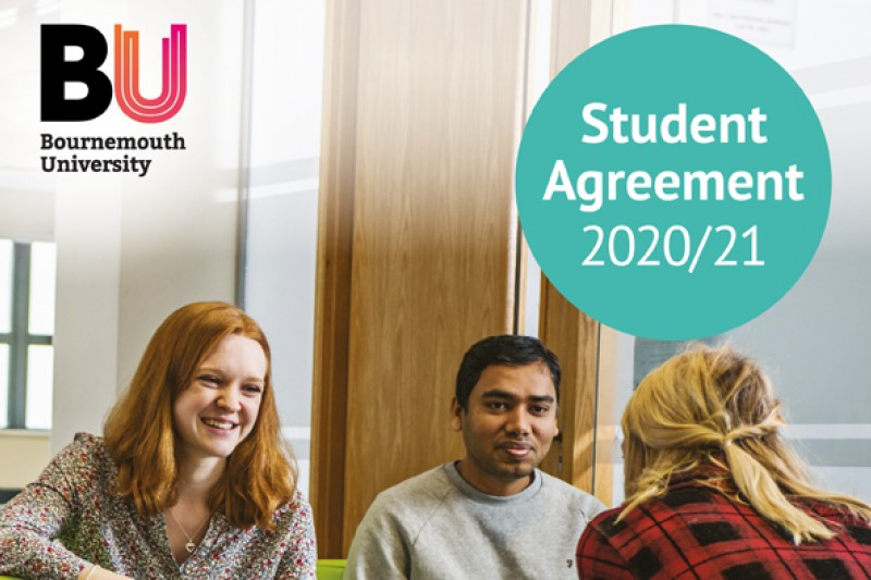 Student Agreement 2020/21 promo
