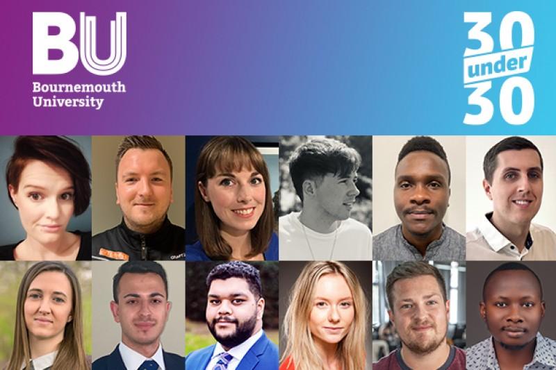 Meet BU's first 30 under 30