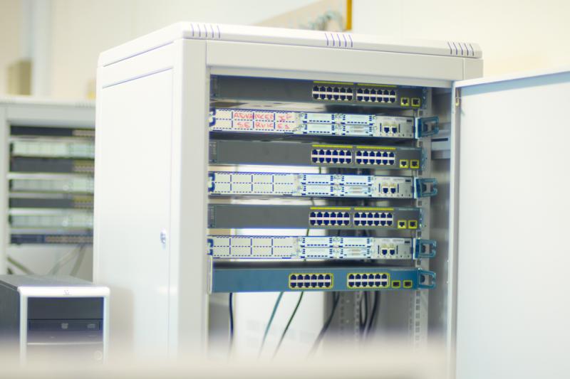 IT Equipment server rack shelf