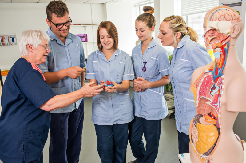 BU partners with Bournemouth & Poole College to launch nursing associate apprenticeship