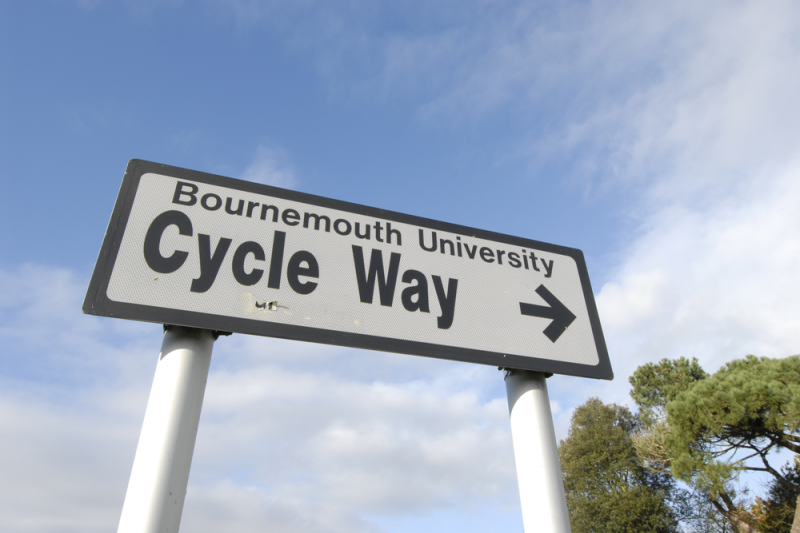 Cycling in Bournemouth