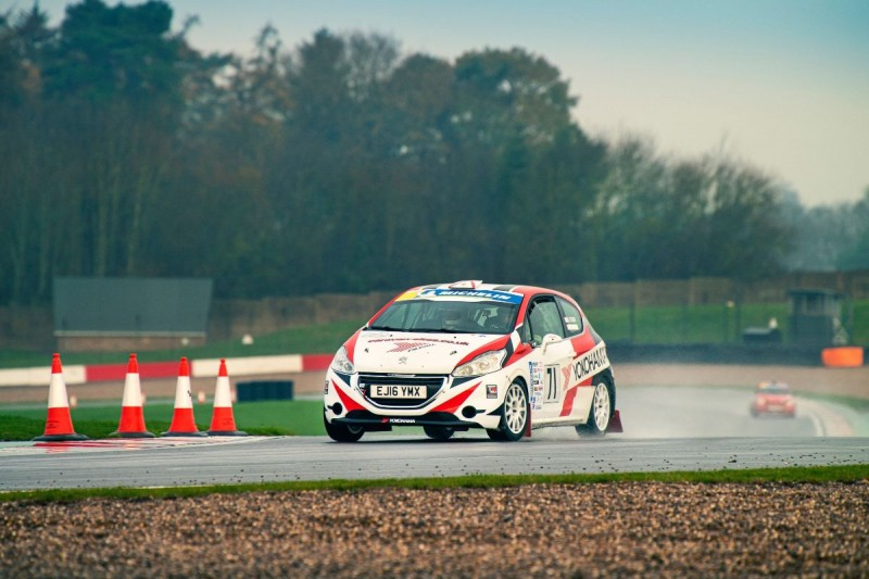 Fossey back in action at Donington Park
