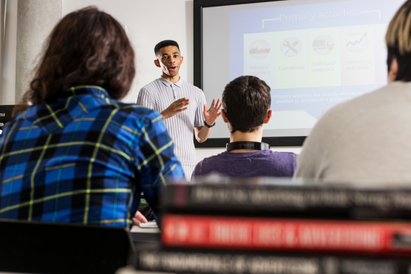 BA (Hons) Marketing Communications with Advertising (with Foundation Year option)