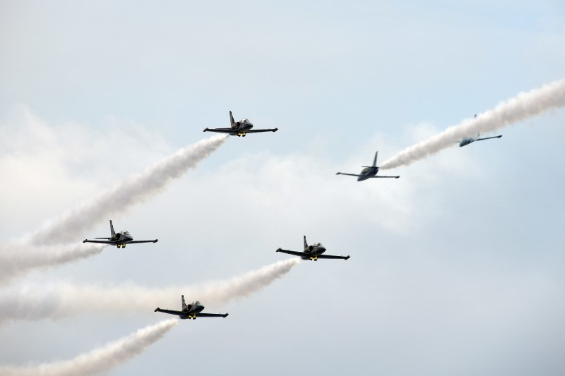 Bournemouth University experts will be at Bournemouth Air Festival