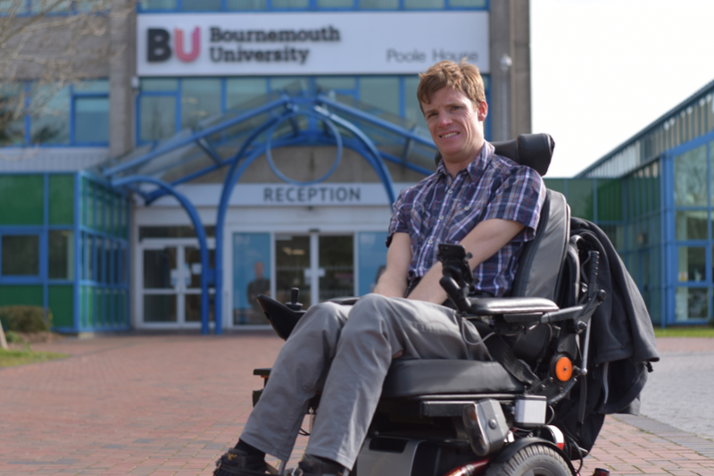 Dr Paul Whittington, Postdoctoral Researcher in Assistive Technology