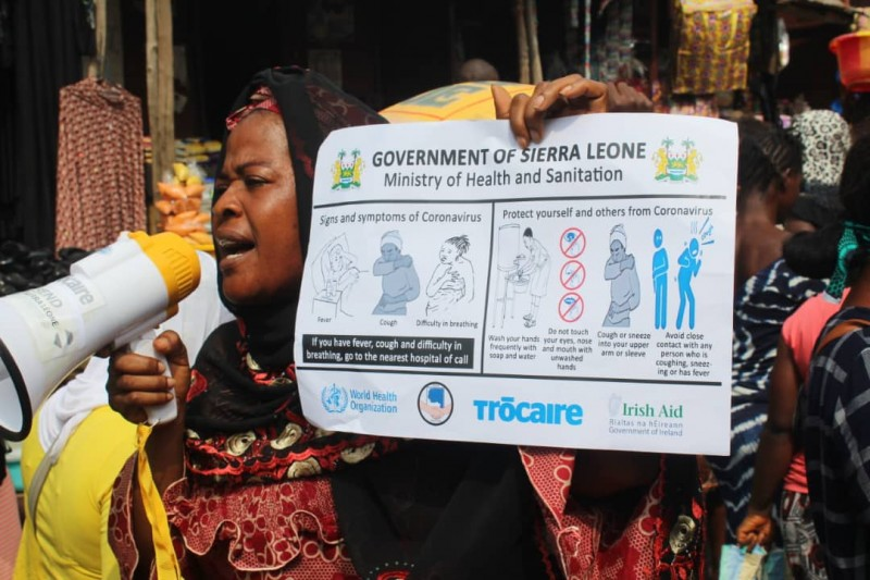 OPINION: Sierra Leone faces coronavirus as rainy season hits – local disaster planning will be key