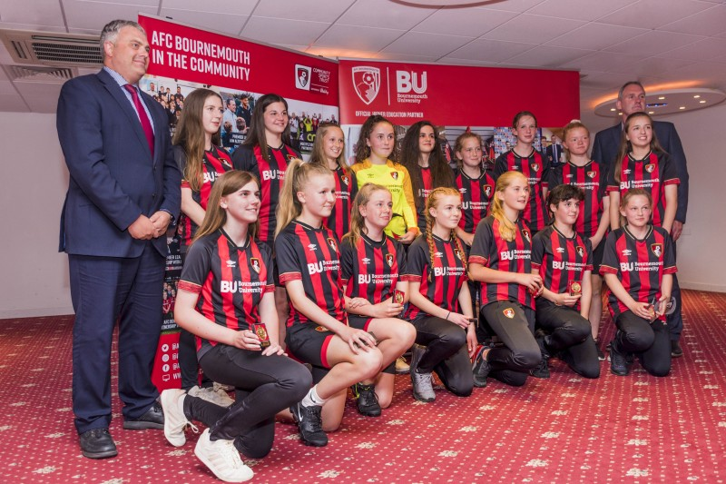 Congratulations to partners AFC Bournemouth