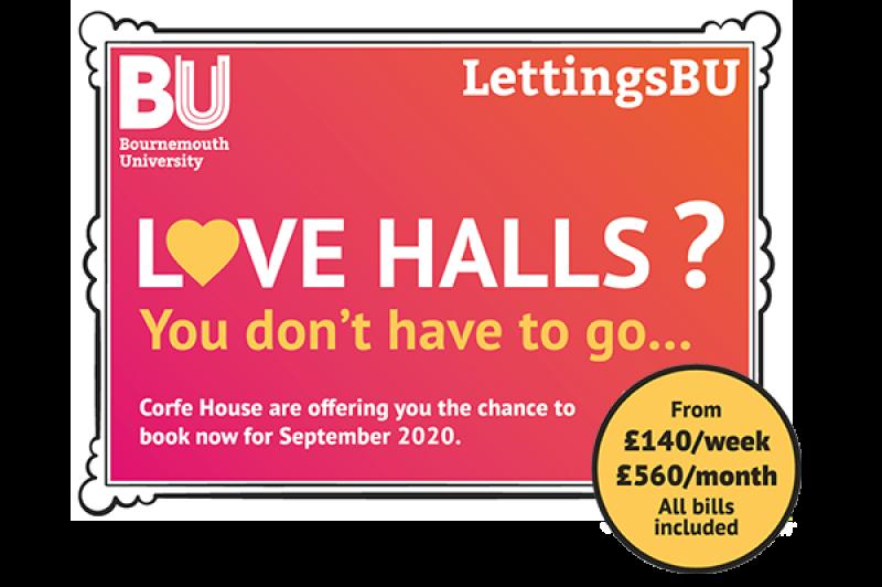 Love Halls? Rebook now for September 2020