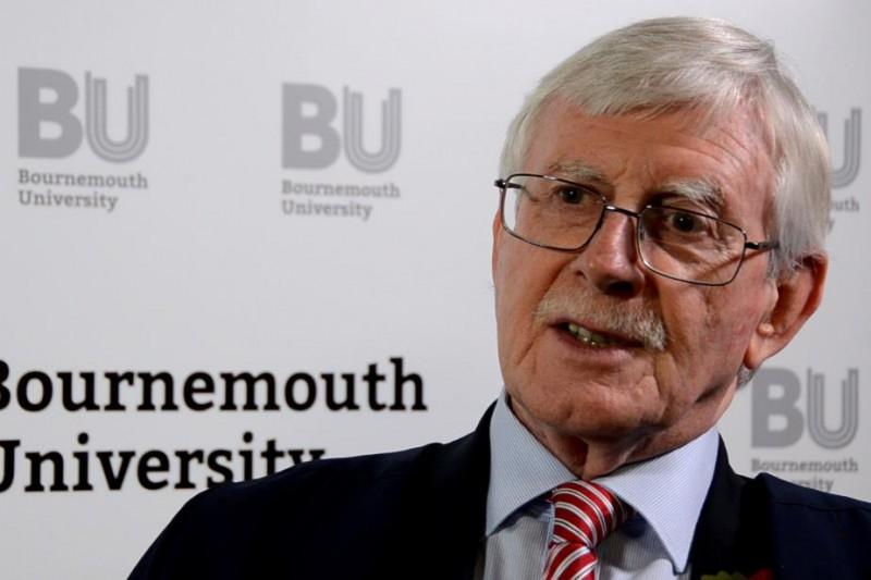 Honorary Doctorate Alan Hunt