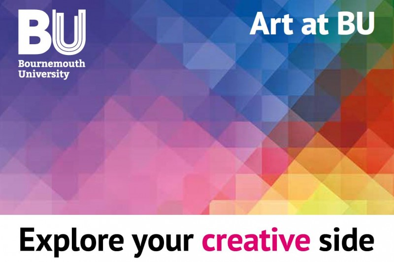 Art at BU – Explore your creative side